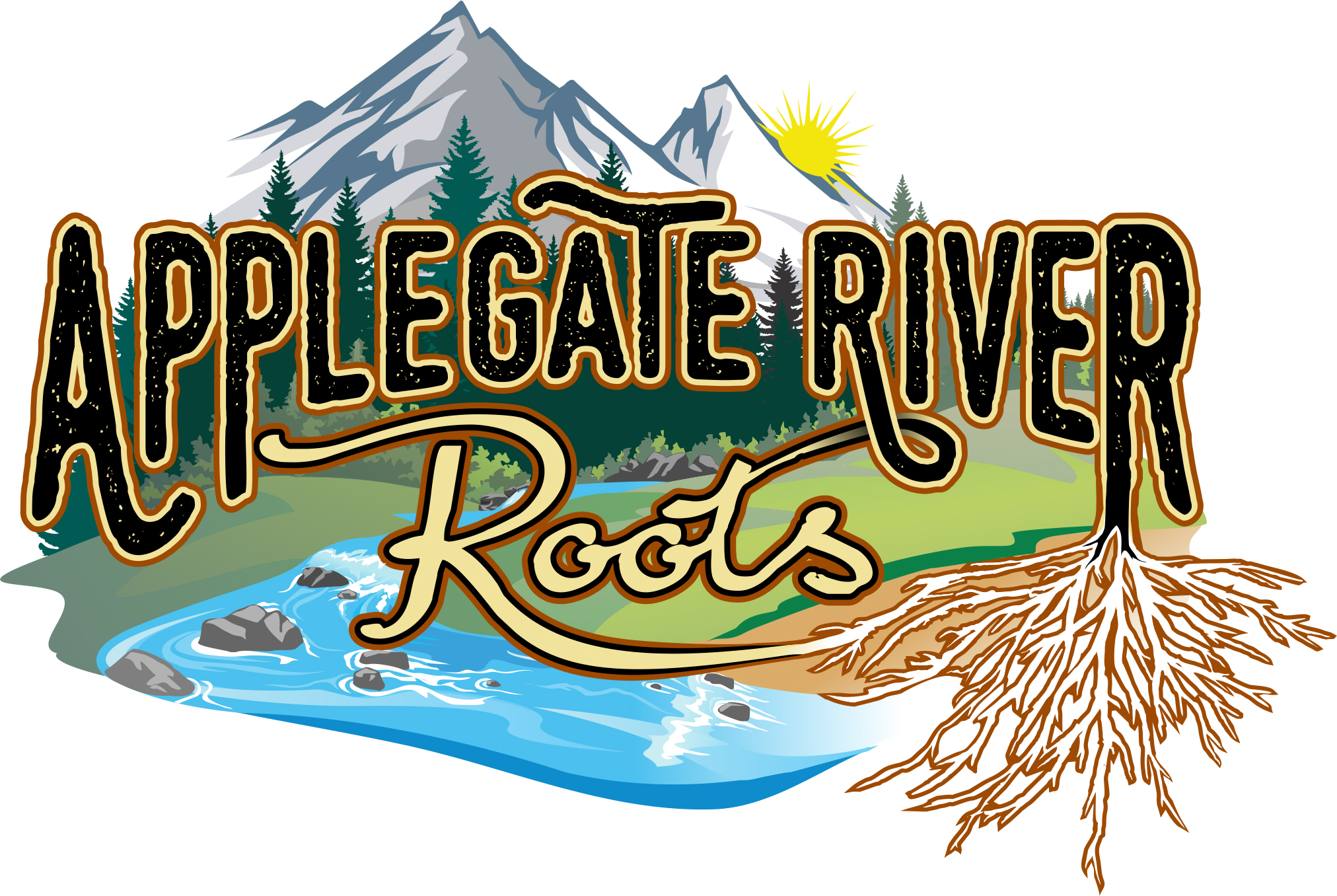 Applegate River Roots